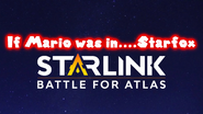 If Mario Was In... Starfox (Starlink Battle For Atlas) 039