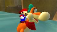 Stupid Mario 3D World 161