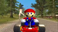 If Mario was in... Deltarune 005