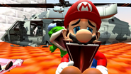 Mario And The T-Pose Virus 129