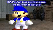 SMG4 Mario's Illegal Operation 8-7 screenshot