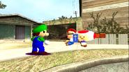 Stupid Mario 3D World 079