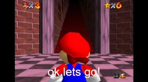 Super Mario 64 Bloopers: Restoring Normality