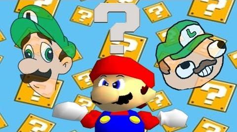 R64: We're going on a Luigi hunt