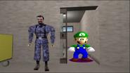 Mario's Prison Escape 031