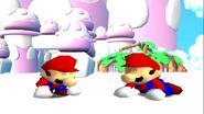 Stupid Mario 3D World 216