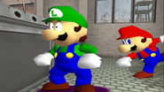 Mario's Prison Escape 087