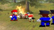Mario's Prison Escape 305