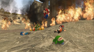 Mario and the Bob Mansion... 208