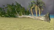 Mario Gets Stuck On An Island 117