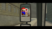 Mario Goes to the Fridge to Get a Glass Of Milk 076