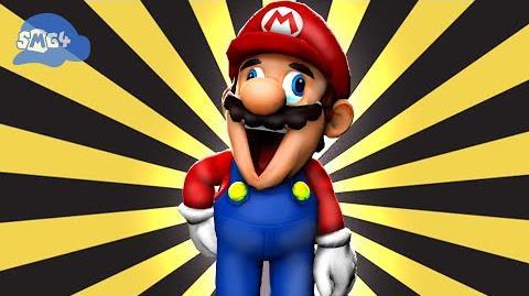 SMG4: Mario Scratches His Ass