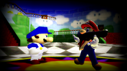 Mario Gets Stuck On An Island 215