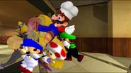 The Mario Café 082