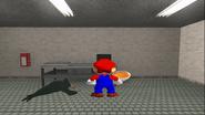Mario's Prison Escape 105