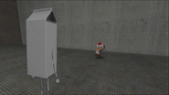 Mario Goes to the Fridge to Get a Glass Of Milk 169