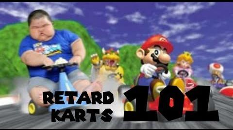 R64: Idiot karts 101