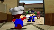The Mario Café 116
