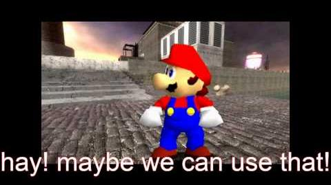 Super Mario 64 Bloopers: Crime Time
