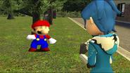 Mario The Ultimate Gamer 128