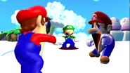 Stupid Mario 3D World 207
