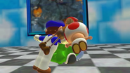 Mario And The T-Pose Virus 036