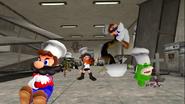 Mario's Hell Kitchen 151