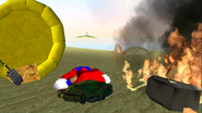 Mario Gets Stuck On An Island 030