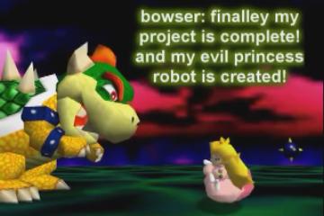 There's a Princess Peach Robot! ;O ;O.png