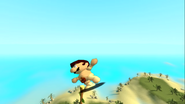 Mario Gets Stuck On An Island 243