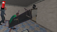 Mario's Prison Escape 124