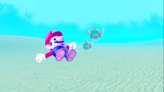 Mario Gets Stuck On An Island 038