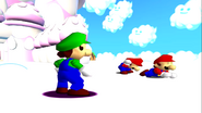 Stupid Mario 3D World 221