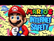 SMG4- Mario's Internet Safety