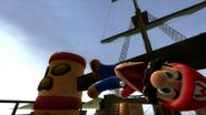 Screaming Mario?