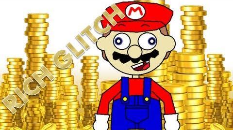 Super Mario 64 Bloopers: Rich Glitch