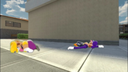 Wario And Waluigi Got Owned