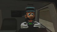 Mario Goes to the Fridge to Get a Glass Of Milk 075