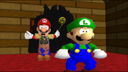 Mario and The Diss Track 038