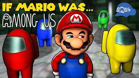 SMG4: If Mario Was AMONG US...
