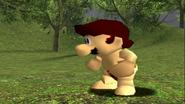 Mario Gets Stuck On An Island 123