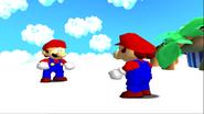 Stupid Mario 3D World 205