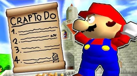 Mario's To Do List