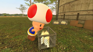 Mario Goes to the Fridge to Get a Glass Of Milk 207