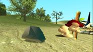 Mario Gets Stuck On An Island 140