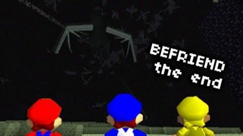Super Mario 64 Bloopers: Befriend the End