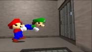 Mario's Prison Escape 017
