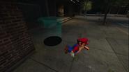 Stupid Mario 3D World 123