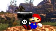 Mario's Big Chungus Hunt 042