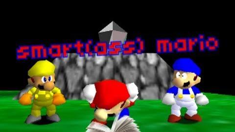 Super Mario 64 Bloopers: Smart(ass) Mario